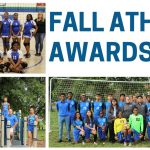 2018 Fall Sports Athlete Awards