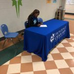 Senior Jamya Clay signs letter of intent