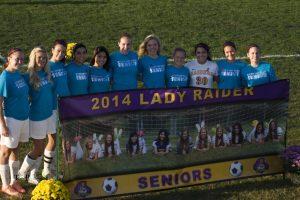 Raider Girls Varsity Soccer