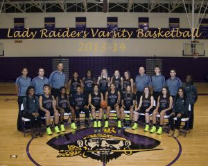 Lady Raiders