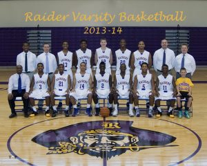 Boys Varsity Basketball 2013-2014