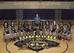 Lady Raiders JV Basketball