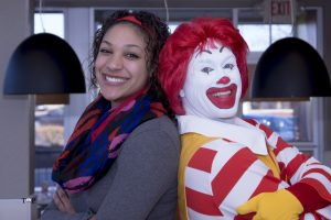 Alyssa Rice, Reynoldsburg's first McDonald's All American