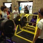 Girls Soccer Off Season Weight Training