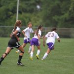 Girls Soccer Tournament: Raiders 6 Central Crossing 1