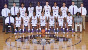 Boys Varsity Basketball 2014-2015