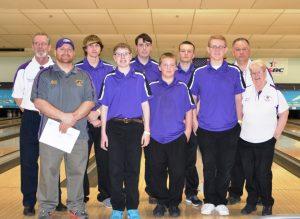 RHS Bowling Team 2014-2015