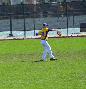 RHS 2015 Varsity Baseball vs UA/New Albany