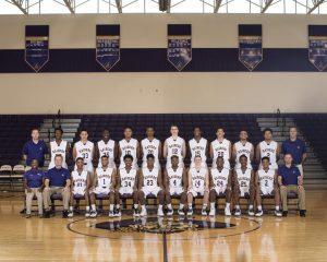 2015-2016 Boys Varsity Basketball