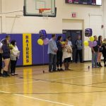 Volleyball Beats Thomas Worthington on Senior Night
