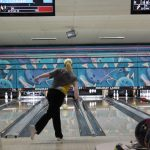 Paige Gapen advances to District Girls Bowling