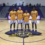 SENIOR NIGHT- Four Raiders recognized in win over Bishop Hartley