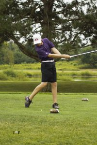 Raider Varsity Golf vs DeSales High School