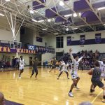 Raiders advance to district semifinals for second straight year