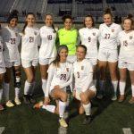 Girls' 2018 Soccer Season Rolls Closed