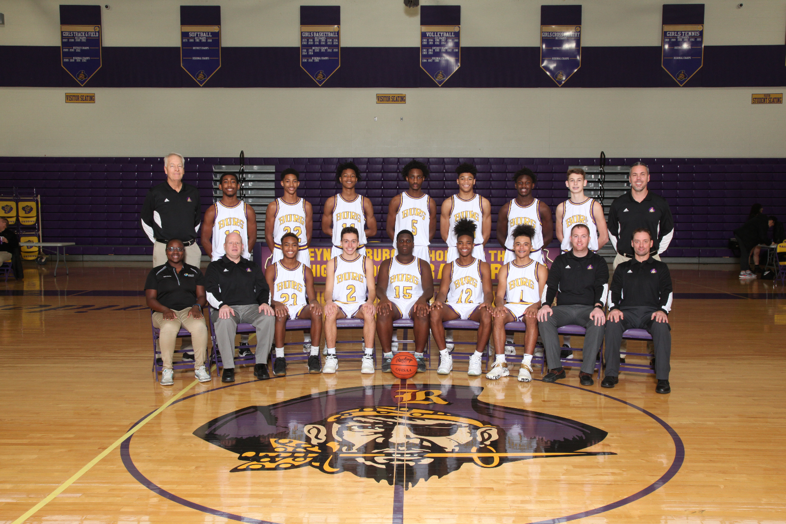 Defending district champion Raiders off to good start in 2018-19