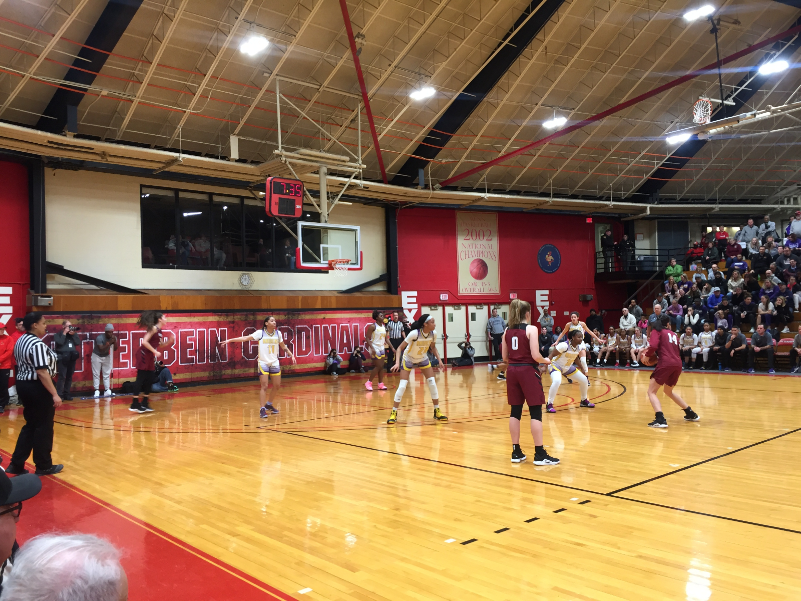 Regional title on the line for Lady Raiders in enormous Battle of 256