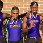 Raiders Place at State Track Meet