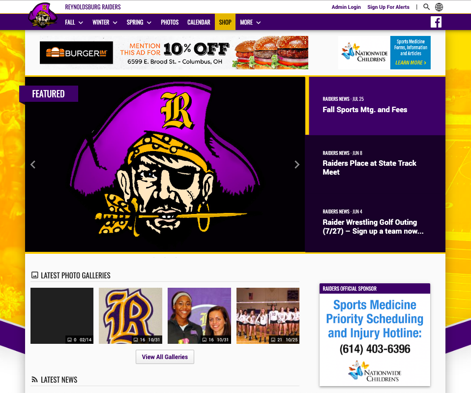 Nationwide Children's Hospital presents Sports Medicine Library | Posted by VNN