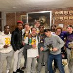 Raider Wrestling Places 4th out of 12 teams @ Golden Bear Invitational.