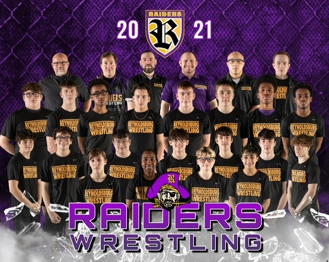 Raider wrestling places 3rd as a team at Newark Catholic Invitational