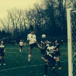 Varsity Soccer defeated Cesar Chavez Academy 8-0