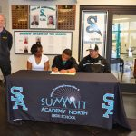 TJ Barnes Signs Letter of Intent to Wrestle @ Muskegon Community College