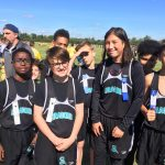 Coed Middle School Cross Country finishes 10th & 16th place at Gibraltar Carlson Marauder Cross Country Invitional