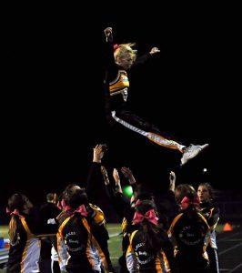 2013 – 2014 Sideline Cheer