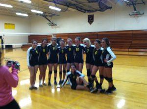2013-2014 Varsity Volleyball