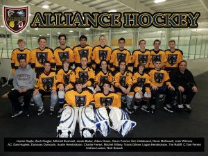 2013-2014 Alliance Hockey