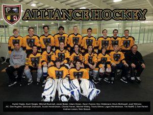 2013-2014 Alliance Hockey