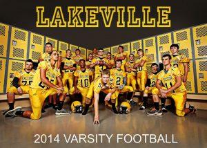 2014 Varsity Football