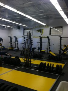 Falcon Weight Room