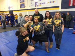 Powerlifting at Owosso
