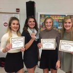 Volleyball All Conference Recognition
