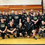 Falcons Roll to Dual Victories