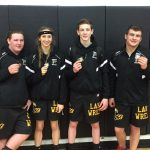4 Wrestlers advance to regionals