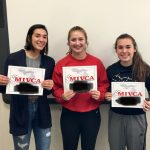 Falcon Volleyball Players Earn Academic All-State Honors