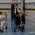 Boys 6th Grade Basketball beats Vassar 25 – 17