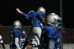 2013 JV Football – undefeated season