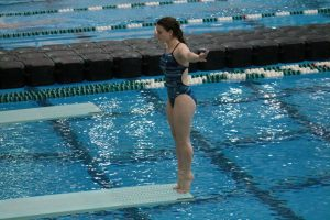 2013 Varsity Girls Swimming States- Emma Kellerman