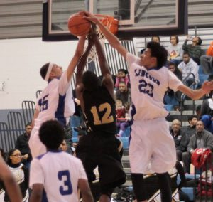 Varsity Boys Basketball – Districts 2014
