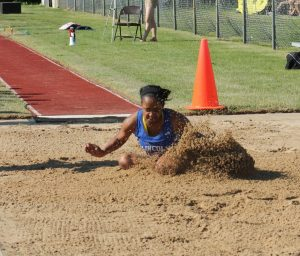 Girls Track and Field 2014
