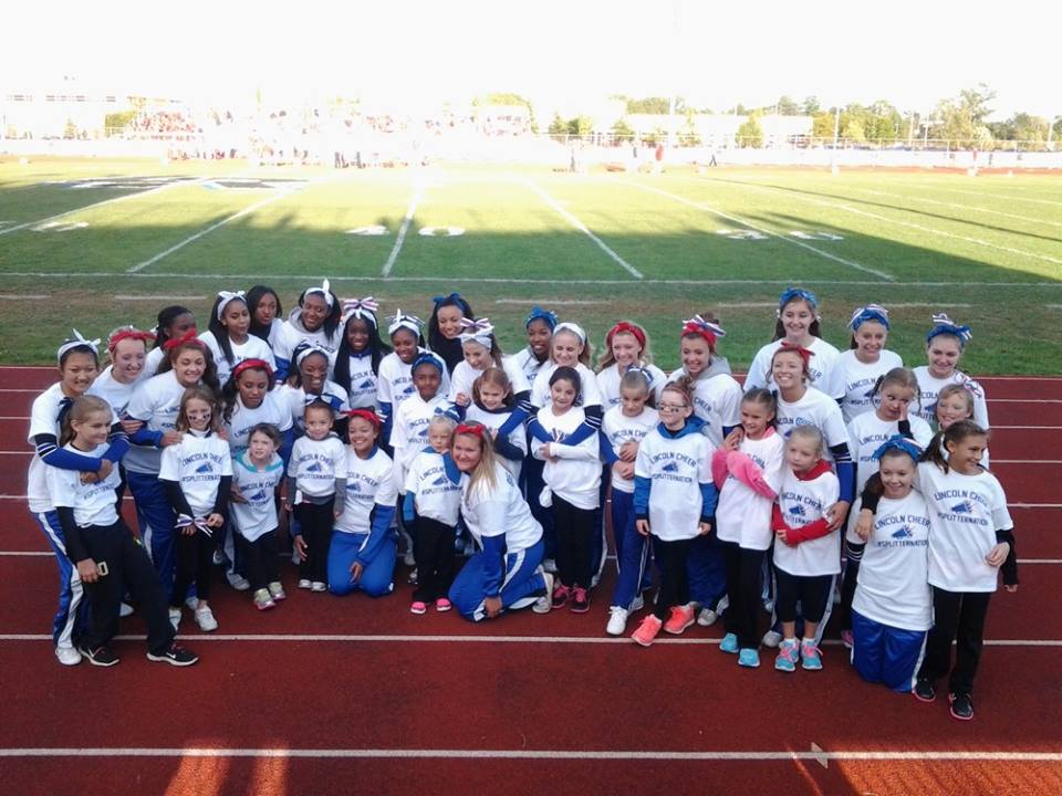 2018 Splitter Nation Youth Cheer Clinic