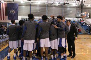 Men's Varsity Basketball vs. Belleville