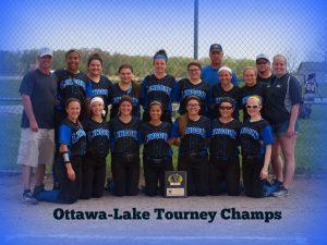 Ottawa-Lake Tourney Champs