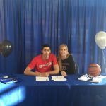 Ty Groce Signs with Northeastern!