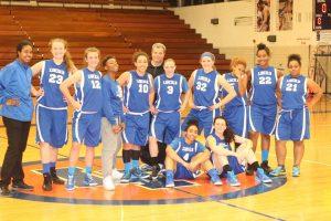 Women's Varsity Basketball vs. Lincoln Park