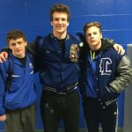 Bereznay, Eby and McCarty Qualify for Regionals!